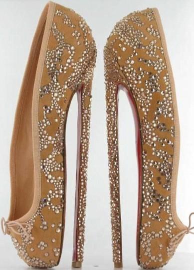3355d3ce9f96 Louboutin Ballet Fetish heels
